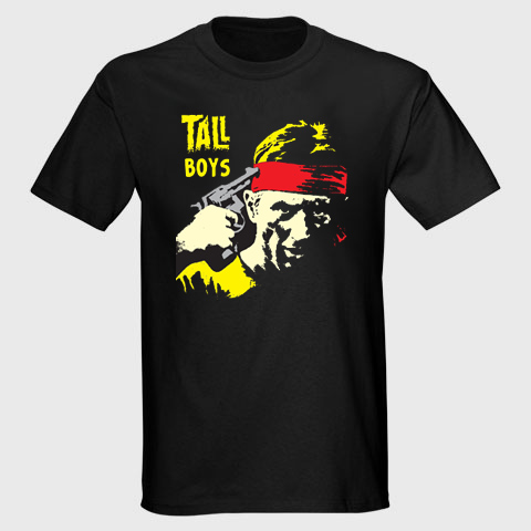 Tall Boys Deer Hunter man :