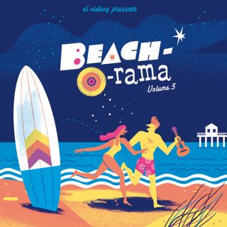 BEACH-O-RAMA : Volume 3