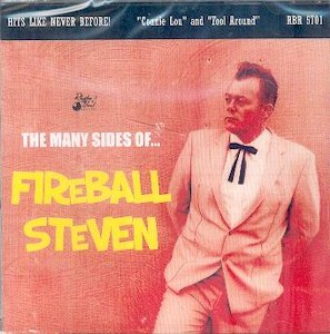 FIREBALL STEVEN : The Many Sides Of