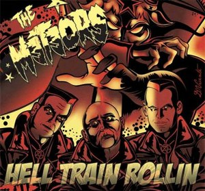 THE METEORS: Hell Train Rollin'