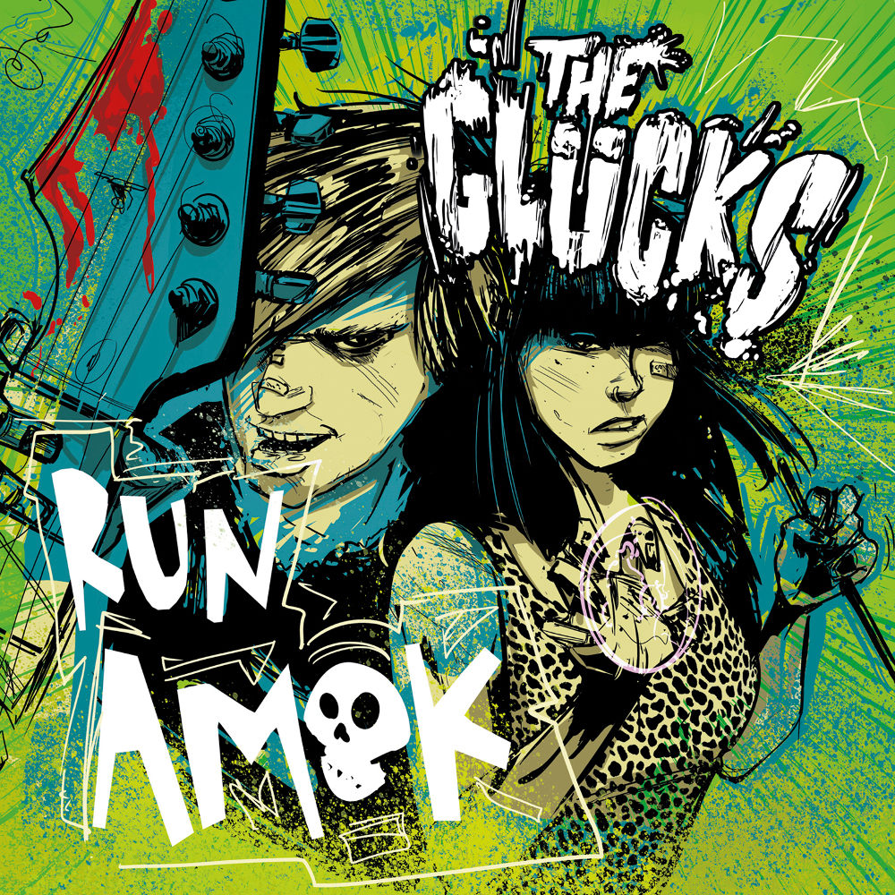 GLUCKS, THE : Run Amok