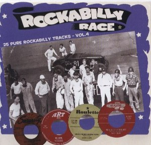 ROCKABILLY RACE : Volume 4