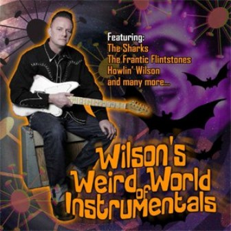 ALAN WILSON : Wilson's Weird World Of Instrumentals
