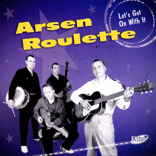 ARSEN ROULETTE : Let's get on with it
