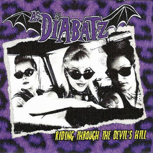 AS DIABATZ : Riding through the devil's hill
