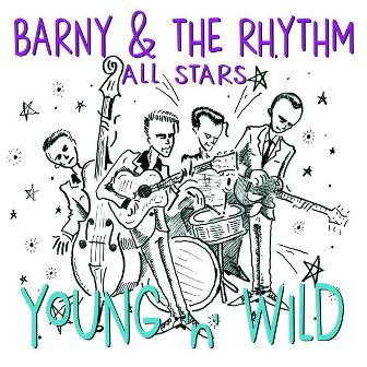 BARNY & RHYTHM ALLSTARS : Young And Ready