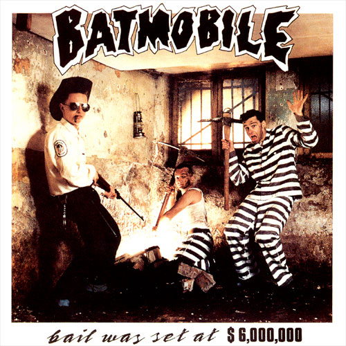BATMOBILE : Bail Was Set At $6.000.000