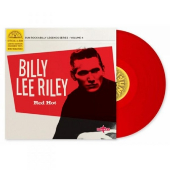 BILLY LEE RILEY : Red Hot