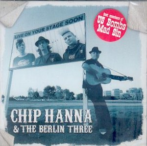 CHIP HANA & THE BERLIN THREE : same