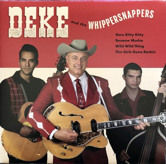 DICKERSON, DEKE : Deke And The Whippersnappers