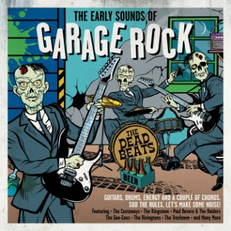 THE EARLY SOUNDS OF... : Garage Rock