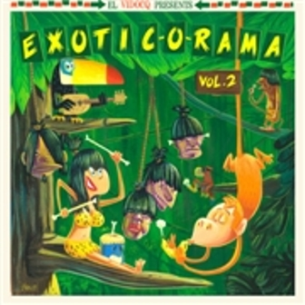 EXOTIC-O-RAMA : Volume 2
