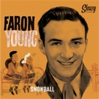 FARON YOUNG : Snowball