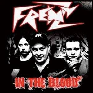 FRENZY : IN THE BLOOD