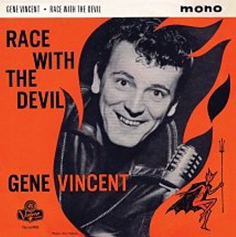 GENE VINCENT : Race With The Devil