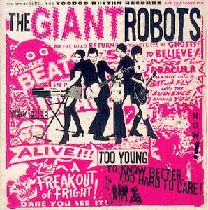 THE GIANT ROBOTS: THE GIANT ROBOTS