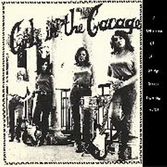 GIRLS IN THE GARAGE : Various Artists