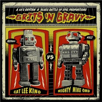 GRITS 'N GRAVY : Cat Lee King vs Mighty Mike