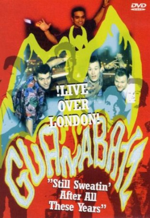 GUANA BATZ : Live over London & Still Sweatin'