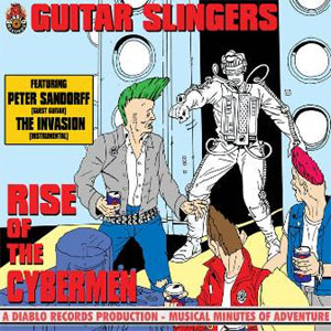 GUITAR SLINGERS : Rise Of The Cybermen