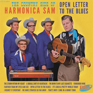 HARMONICA SAM : The Country Side of ... Open Letter To The Blues