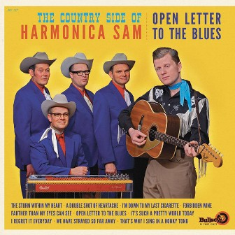 HARMONICA SAM, THE  COUNTRY SIDE OF : Open Letter To The Blues
