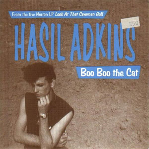 HASIL ADKINS : Boo Boo The Cat / Mathilda