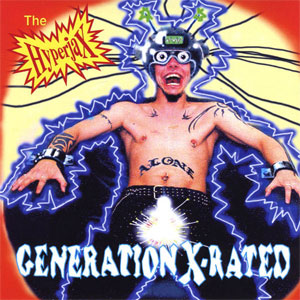 HYPERJAX, THE : Generation X-rated