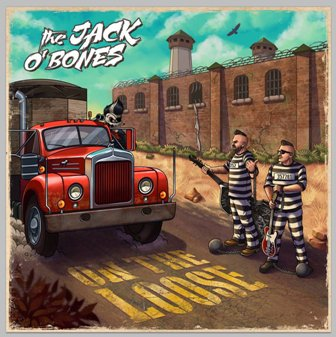 JACK O BONES, THE : On The Loose