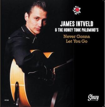 JAMES INTVELD : Never Gonna Let You Go