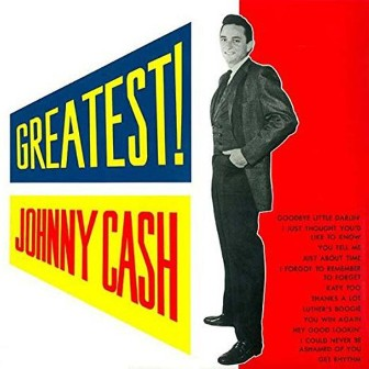 JOHNNY CASH : Greatest!