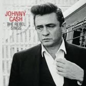 JOHNNY CASH : The Rebel Sings (an Ep selection)