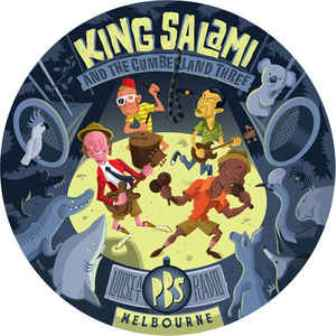 KING SALAMI & THE CUMBERLAND 3 : Loose At PBS Radio Melbourne