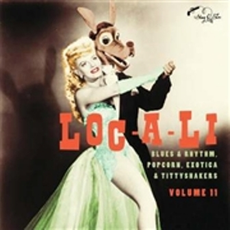 LOC-A-LI : Exotic Blues & Rhythm, Volume 11