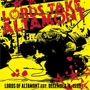 LORDS OF ALTAMONT : Lords Take Altamont
