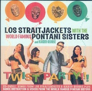 LOS STRAITJACKETS : Twist Party!