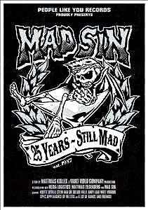 Mad Sin : 25 Years - Still Mad