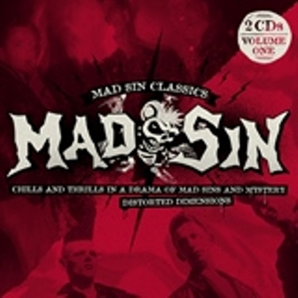 MAD SIN : Chills & Thrills... / Distorted Dimensions