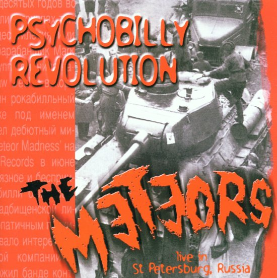 METEORS, THE : Psychobilly Revolution