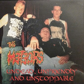 METEORS, THE : Undead Unfriendly and unstoppable