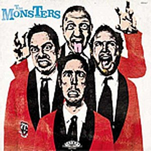 MONSTERS, THE : Pop up yours
