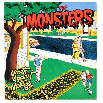MONSTERS, THE : Youth against Nature