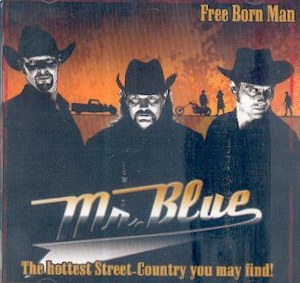 MR. BLUE : Free Born Man