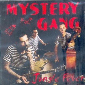 MYSTERY GANG : Jungle Fever