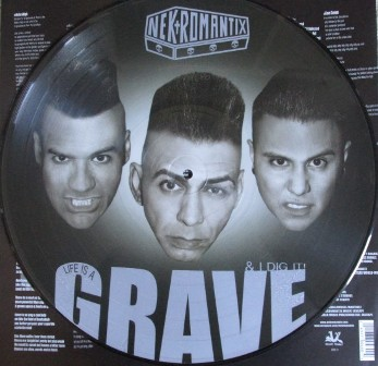 NEKROMANTIX : LIFE IS A GRAVE AND I DIG IT