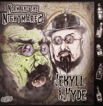 NORM AND THE NIGHTMARE : Jekyll & Hyde