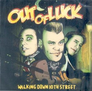 OUT OF LUCK: WALKING DOWN 10TH STREET