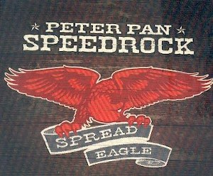 PETER PAN SPEEDROCK : Spread eagle