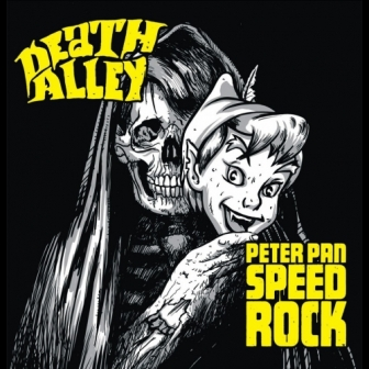 PETER PAN SPEEDROCK vs DEATH ALLEY : Peter Pan Speedrock vs Death Alley