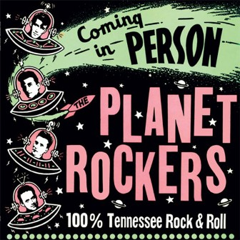 PLANET ROCKERS, THE : Coming in person